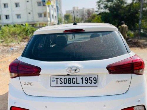 Used Hyundai Elite i20 2019 MT in Secunderabad