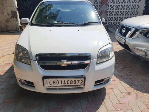 Used 2010 Chevrolet Aveo MT for sale in Chandigarh