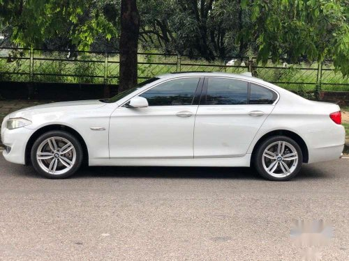 2011 BMW 5 Series 520d Luxury Line AT for sale in Chandigarh