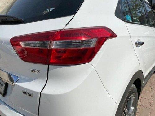 2017 Hyundai Creta 1.6 CRDi AT SX Plus in Ahmedabad