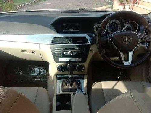 Used Mercedes Benz C-Class 2014 AT for sale in Firozabad-2