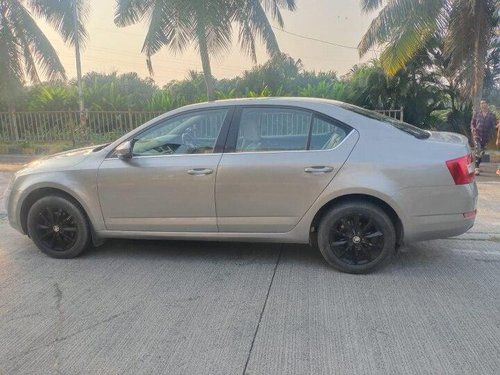 Used 2015 Skoda Octavia Elegance 2.0 TDI AT for sale in Mumbai