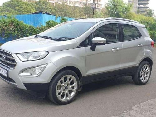Used Ford EcoSport 2018 AT for sale in Mumbai