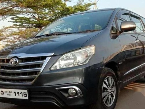 2015 Toyota Innova MT for sale in Nashik