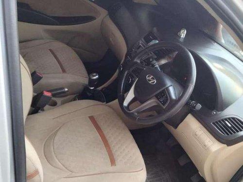 Hyundai Fluidic Verna 2015 MT for sale in Kolkata