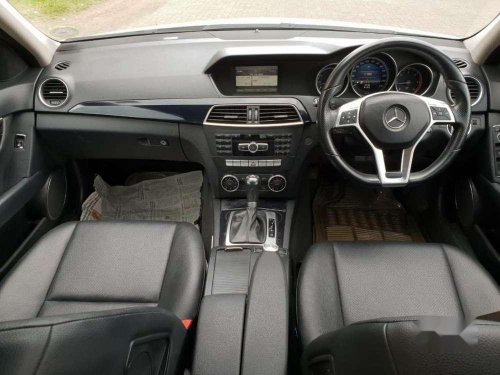 Used 2013 Mercedes Benz C-Class 220 AT for sale in Mumbai