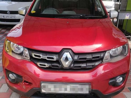 2017 Renault Kwid 1.0 MT for sale in Kochi-14