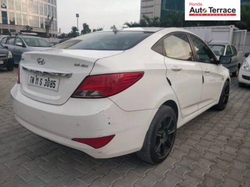 Used 2016 Hyundai Verna 1.6 SX VTVT AT in Chennai