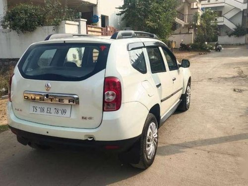 Used Renault Duster RXE 2015 MT for sale in Hyderabad