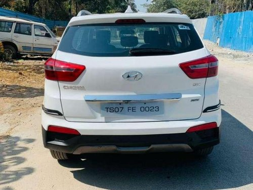 Used Hyundai Creta 1.6 SX Automatic 2016 AT in Hyderabad