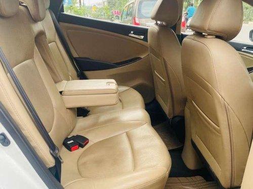 2012 Hyundai Fluidic Verna AT for sale in Hanamkonda
