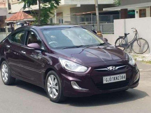 Hyundai Fluidic Verna 2012 AT for sale in Ahmedabad