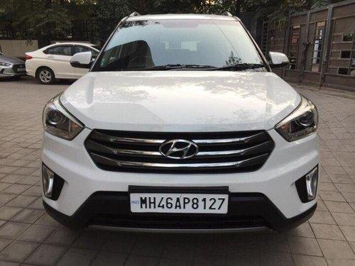 Used 2016 Hyundai Creta 1.6 CRDi SX Option MT for sale in Thane