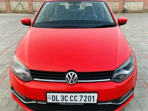 2015 Volkswagen Polo 1.2 MPI Highline MT in New Delhi