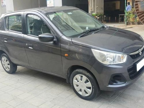 Maruti Suzuki Alto K10 VXI Optional 2017 MT for sale in Mumbai