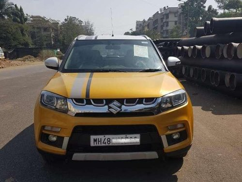 Used 2017 Maruti Suzuki Grand Vitara MT for sale in Palghar