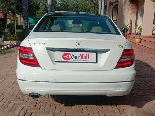 Used Mercedes Benz C-Class 2014 AT for sale in Firozabad