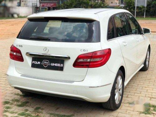 2014 Mercedes Benz B Class Diesel AT for sale in Nagar