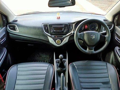 2018 Maruti Suzuki Baleno Zeta MT for sale in Greater Noida