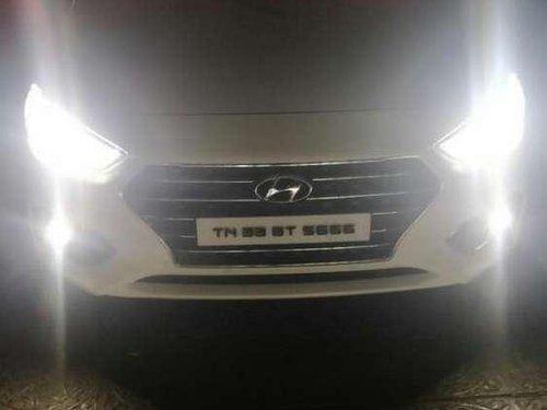 2018 Hyundai Verna CRDi 1.6 SX Option AT in Dindigul