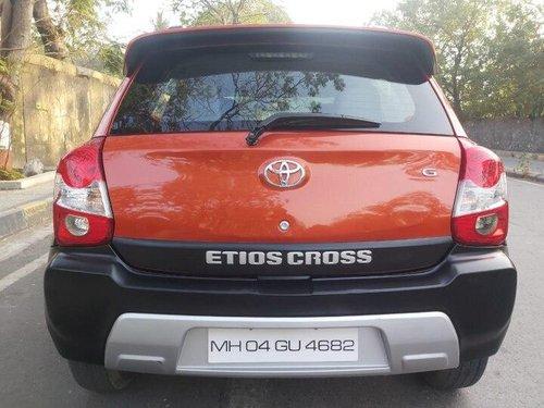 Used 2015 Toyota Etios Cross 1.2L G MT for sale in Mumbai