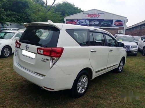 Used Toyota Innova Crysta 2018 MT in Chandigarh