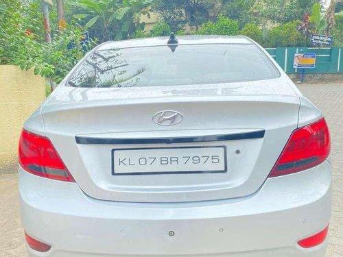 2011 Hyundai Verna CRDi MT for sale in Kochi