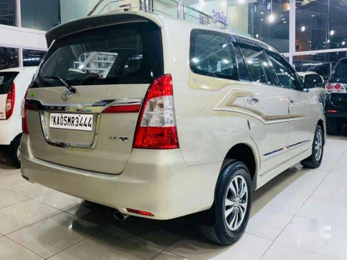 2015 Toyota Innova 2.5 VX 8 STR MT in Nagar