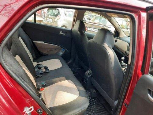 2017 Hyundai Grand i10 1.2 Kappa Sportz MT for sale in Pune