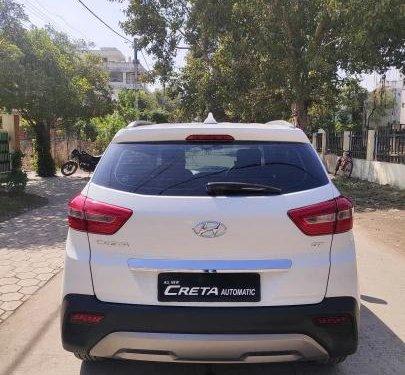 Hyundai Creta 1.6 SX Automatic Diesel 2019 AT for sale in Indore