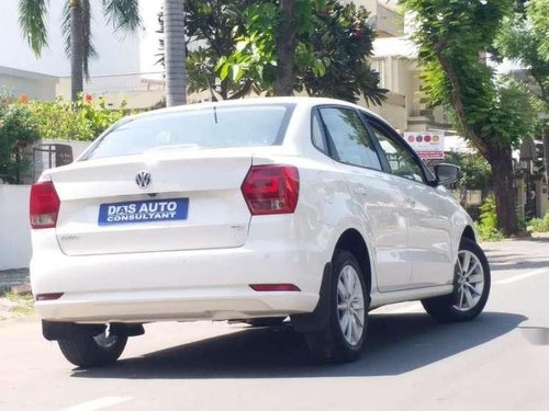 Volkswagen Ameo 2017 AT for sale in Ahmedabad