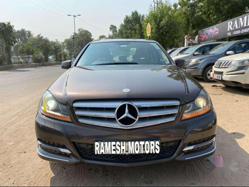 Mercedes Benz C-Class 2013 AT for sale in Vadodara