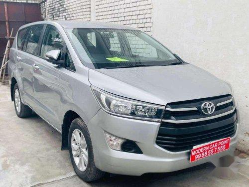 Used Toyota Innova Crysta 2017 MT in Chandigarh