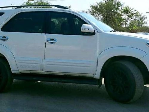 2013 Toyota Fortuner MT for sale in Raipur