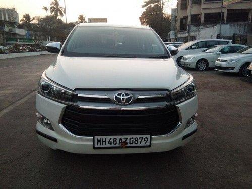 2017 Toyota Innova Crysta 2.8 ZX AT in Mumbai