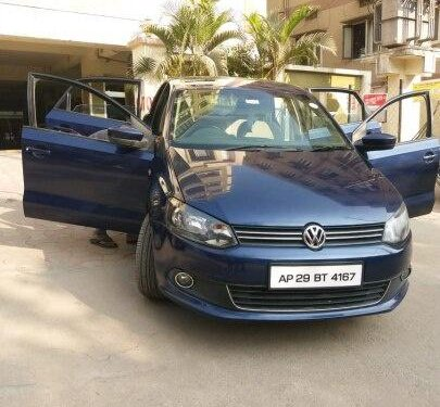 Volkswagen Vento 1.5 TDI Highline 2013 MT in Hyderabad