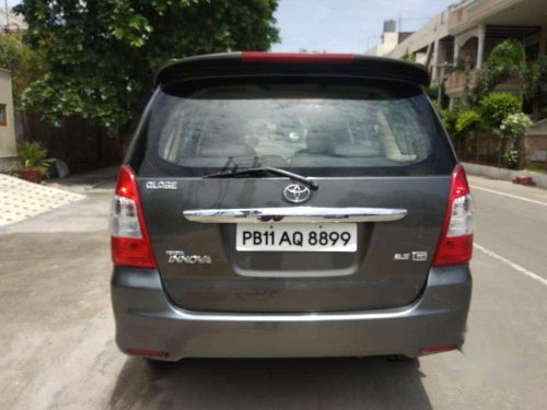 2010 Toyota Innova MT for sale in Jalandhar-9