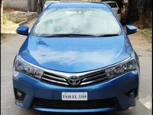 Used Toyota Corolla Altis G 2016 MT in Hyderabad