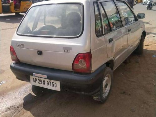 Maruti Suzuki 800 2006 MT for sale in Hyderabad