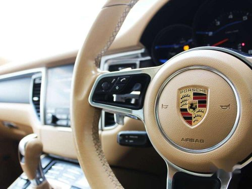 Porsche Macan Turbo 2017 AT for sale in Kolkata