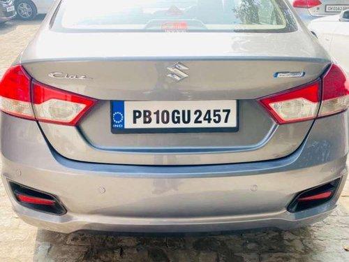 Used Maruti Suzuki Ciaz 2018 MT for sale in Ludhiana