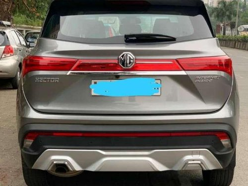 2019 MG Hector MT for sale in Mumbai