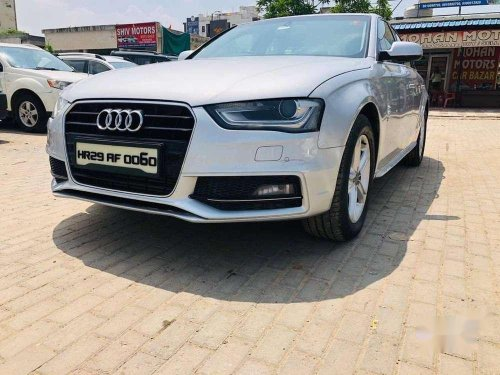 Audi A4 2.0 TDI 2013 AT for sale in Gurgaon