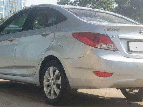 Hyundai Fluidic Verna 2013 MT for sale in Mumbai