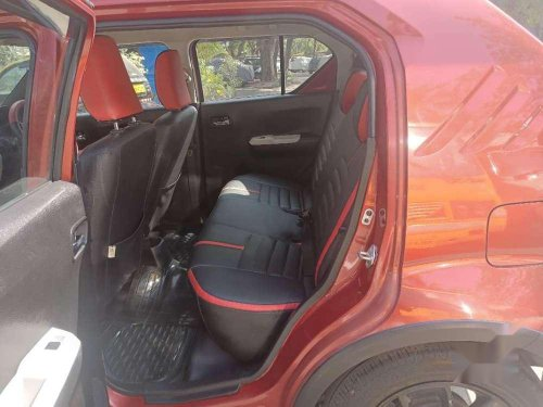 2017 Maruti Suzuki Ignis 1.2 Zeta AT for sale in Thane