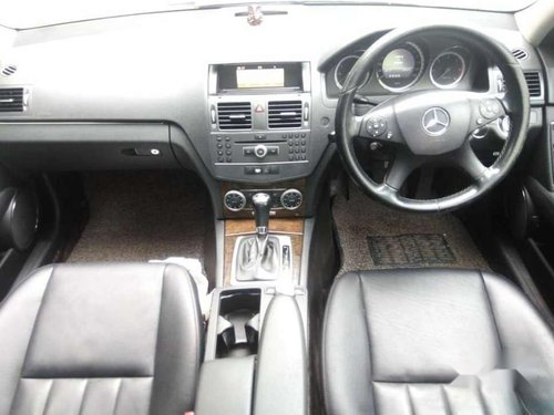 Used 2011 Mercedes Benz C-Class AT for sale in Thane