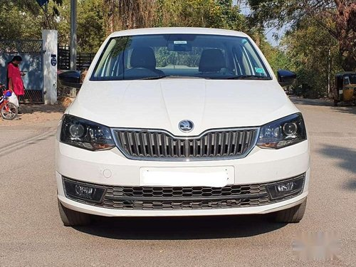 2018 Skoda Rapid AT for sale in Hyderabad