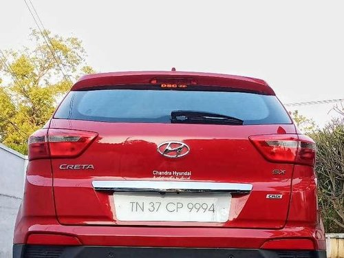 Used Hyundai Creta 1.6 SX 2016 MT in Coimbatore