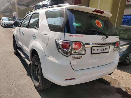 Toyota Fortuner 2013 MT for sale in Pune