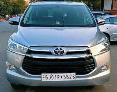 Used Toyota Innova Crysta 2017 MT in Ahmedabad-7